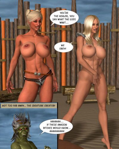 Monster Hunt - part 3