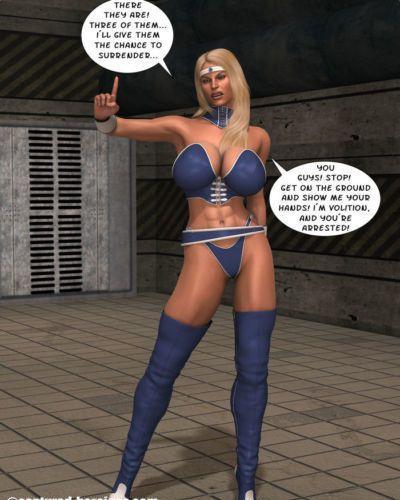 Birth of Iron Woman - part 5