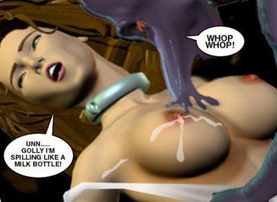 Mindy - Sex Slave On Mars c101-125 - part 4