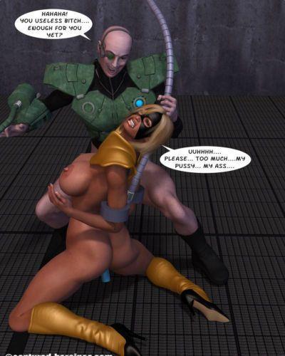 Thunderbolt Thug Team Up - part 3