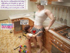 Papa Tochter Tagebücher - fix die problem - Teil 2