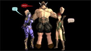 VipComics #5α Defenders of the Realm - part 6