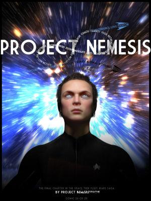 Project Bellerophon Comic 20: Project Nemesis