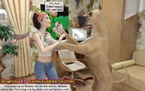 पशु सेक्स में अनाचार परिवार 2
