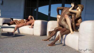HZR  One Hot Summer- Affect3D - part 10