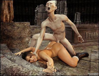 بلاكادر الوحش الجنس 06 - جزء 4