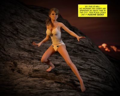 Helen Black Vampire Hunter - To Hell 1