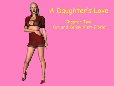 A Daughters Love 2- 3D Incest