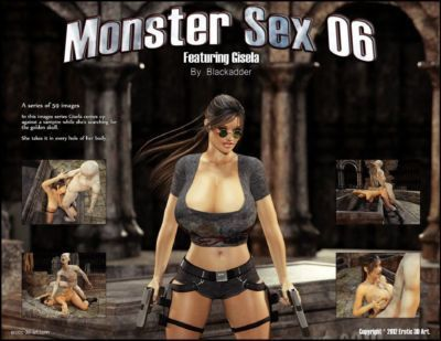 blackadder monster Sex 06