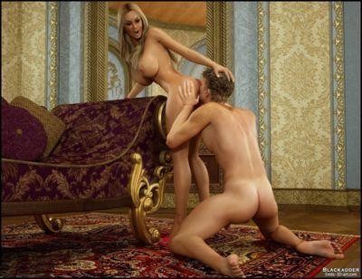 Blackadder- Royal Party - part 2