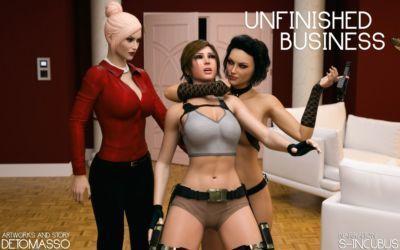 DeTomasso  Unfinished Business