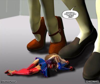 The case of shrinking Superbgirl  03 - part 2
