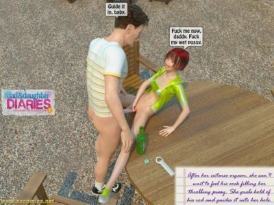 Daddy + Daughter 12 Diaries - part 3