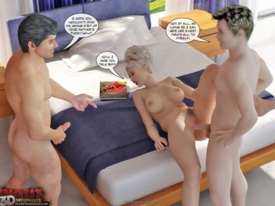 Private Love Lessons -IncestChronicles3D - part 4