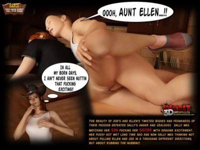 หลานชาย incest