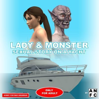 Lady & Monster: Sexual Story On A Yacht