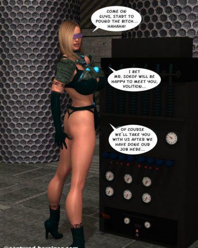 Birth of Iron Woman - part 6