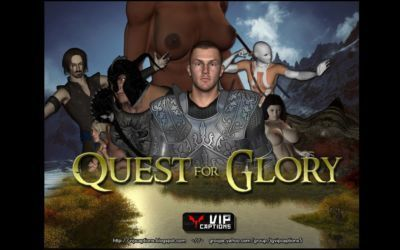 Quest for Glory 1-8