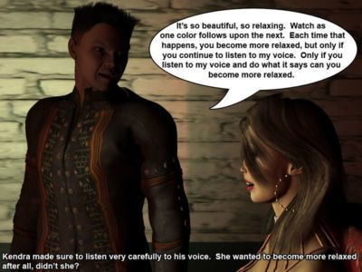 [Prime Mover] Kendra Finds Her Master - part 3