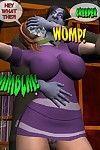 Scooby Doo  Creeper - part 3