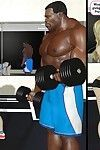 Gym Fuck- Darklord