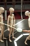 Erotic 3D Art (Blackadder)  Alien Nightmare - part 3