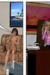 A Daughters Love 2- 3D Incest - part 6