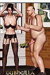Hot daughter in law- Dubhgilla