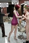 Two boys rape a woman at haircut- 3DStories - part 3