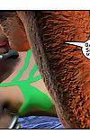 Mindy - Sex Slave On Mars c401-425 - part 2