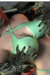 Mindy - Sex Slave On Mars c376-400 - part 8
