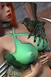 Mindy - Sex Slave On Mars c376-400 - part 9