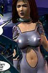Mindy - Sex Slave On Mars c351-375 - part 11