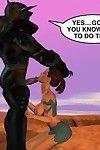 Mindy - Sex Slave On Mars c001-025 - part 8