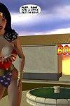 [Cirosikk] The Erotic Adventures of Wonder Woman - The Losing of Virginity! (Wonder Woman) - part 4