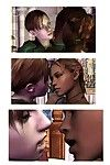 [Jilllovesada] They Are Chocolate and Vanilla Girls (Resident Evil)