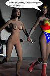 [Redpill333] Wonderwoman enslavement comic - part 3