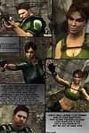 Lara Croft in Bolivia
