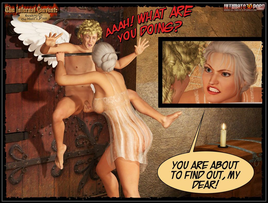 Doubt infernal convent 3d ultimate porn cannot be!