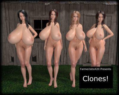 [FarmerJohn420] Clones!