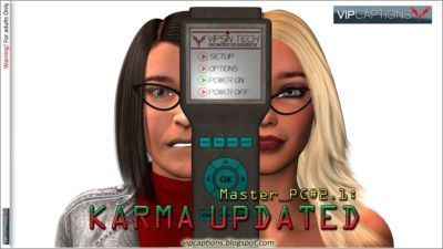 [VipCaptions] Master_PC 2.1: Karma Updated