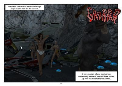 Artist3d Sumgio Babazon Hive ongoing Amazons vrs Orcs completed - part 8