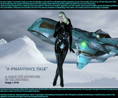 Dollmistress- A Phantom\\\