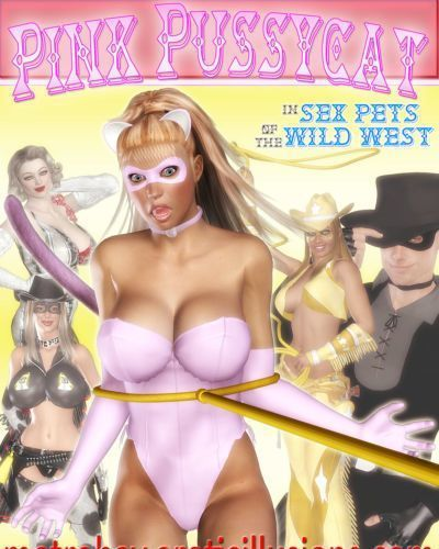 Sex Pets of the Wild West 1-12