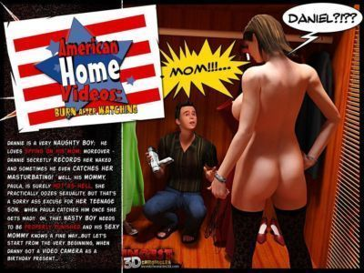 Incest chronicles 3d - American Home Video