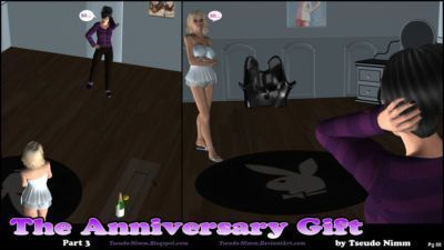 The Anniversary Gift - Chapter 3