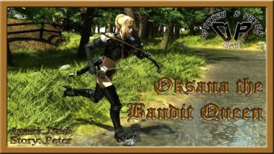 Oksana The Bandit Queen - Part Four