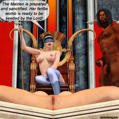 The Harvest Maiden - part 2