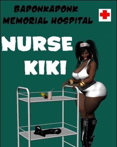 L'infirmière sexy