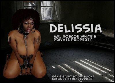 Delissia private property